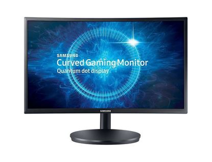 """Picture of Samsung 24"""" Curved LED Monitor"""