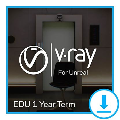 Picture of EDU 1 Year Term - V-Ray for Unreal